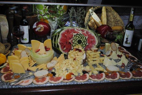 IBEROSTAR Paraiso Del Mar:                   Het eten was elke dag een feestje!