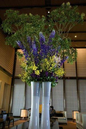 โรงแรมแมนดาริน โอเรียนทอล โตเกียว: Decor