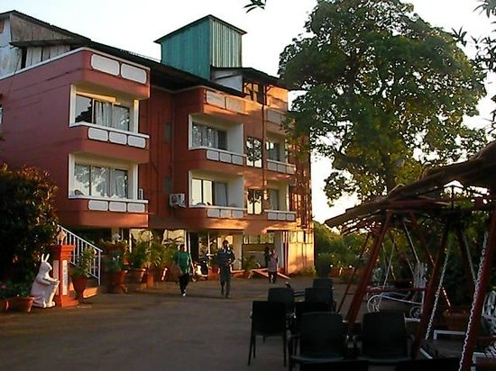 Hotel Uday:                   HOTEL NEW ROOMS VIEW