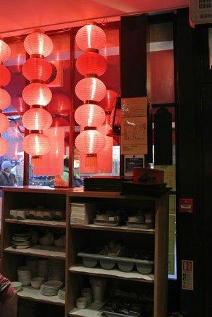 Baozi Inn :                   intro