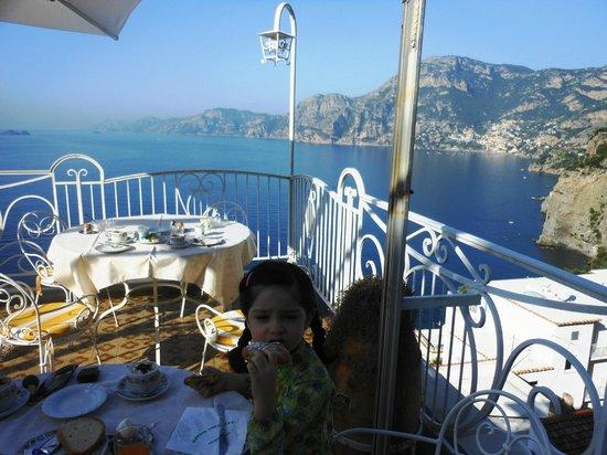 Hotel Smeraldo:                   Prima colazione