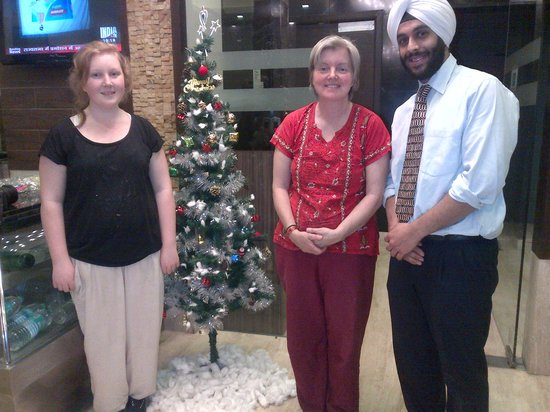 Hotel Rupam: Christmas With Guests