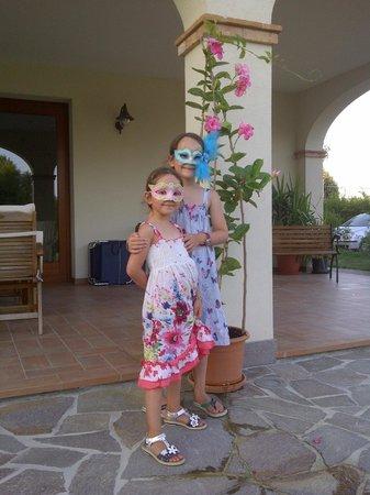 Agriturismo Ai Carpini: Lady