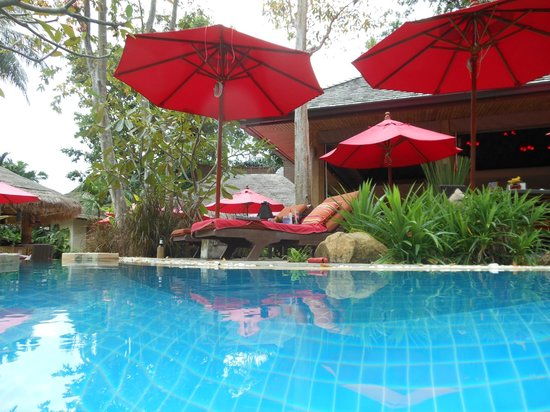 Rocky's Boutique Resort: Pool
