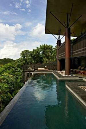 Boucan by Hotel Chocolat: View of Infinity Pool