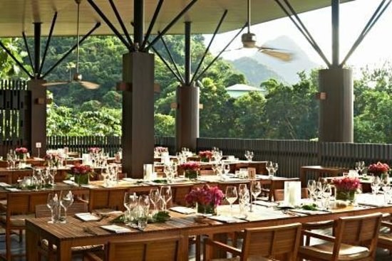 Boucan by Hotel Chocolat: Wedding Breakfast in the Boucan Restaurant