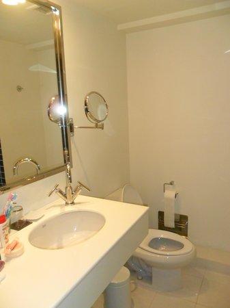 โรงแรมดรีม กรุงเทพ:                   Ванная комната