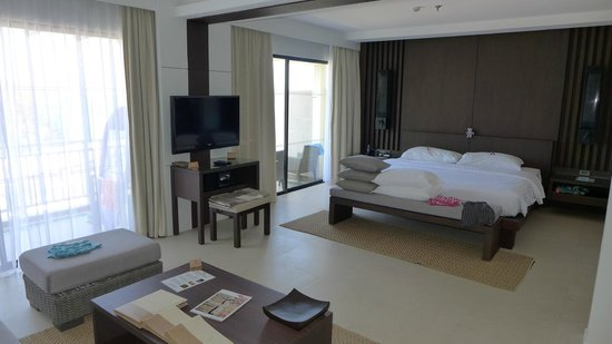 Cape Panwa Hotel:                                     The Room
