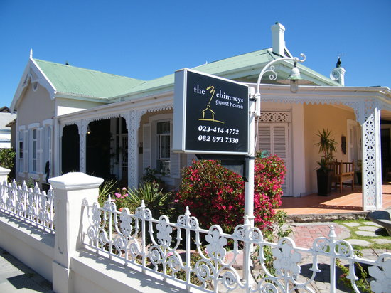 The 3 Chimneys Guest House: N1 Main