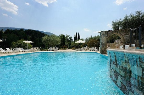 Le Querce di Assisi: SWIMMING POOL