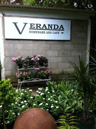 Veranda Cafe: Veranda