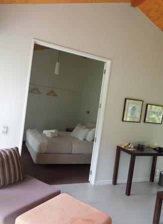 Furneaux Lodge: Our Endeavour Suite
