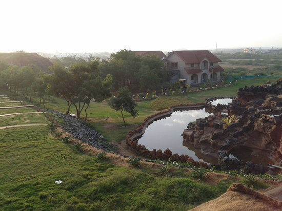 Regenta Resort Bhuj:                   Landscape