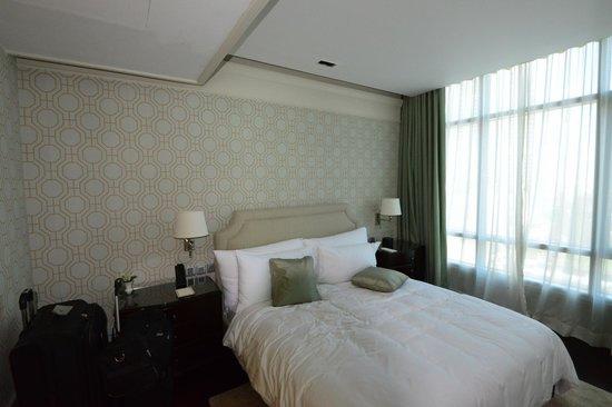 โอเรียนเต็ล เรสซิเดนซ์ กรุงเทพ:                   Bedroom