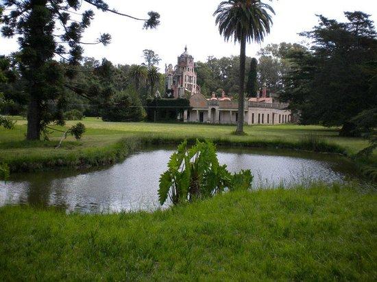 Estancia Santa Rita:                   Parte trasera