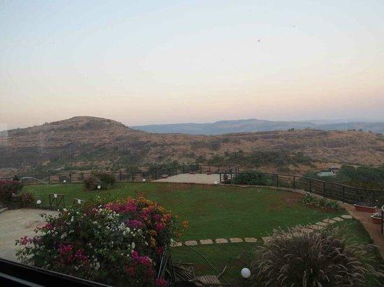 Upper Deck Resort Pvt. Ltd.:                   View from Hotel
