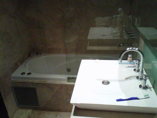 Mod Hotel Mendoza:                   baño con hidro