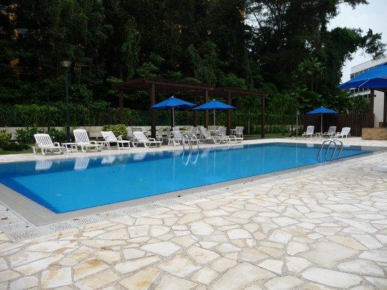 هوتل ميرامار سنغافورة:                                     pool                                  