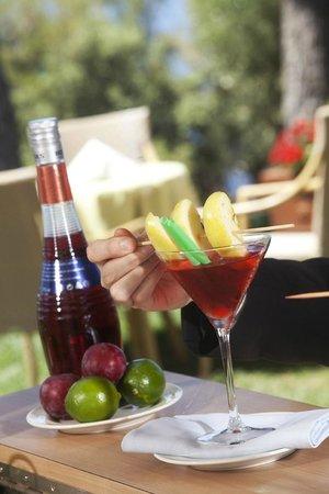 Hotel Torre di Cala Piccola: cocktail
