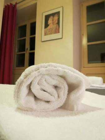 Hotel Patricia: Une chambre de l'hôtel Patricia