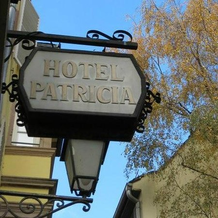 Hotel Patricia: Hôtel Patricia, 1 a rue du puits, Strasbourg