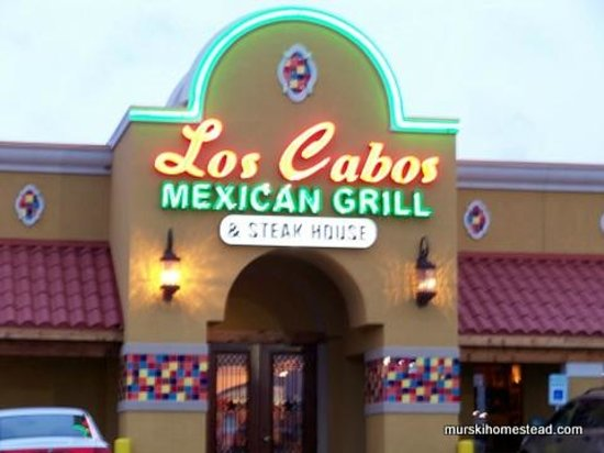Los Cabos Mexican Grill & Steak House: Great Mexican food and steakhouse