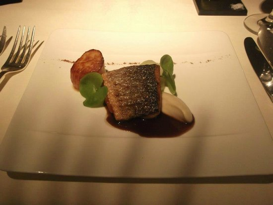 Belmond Le Manoir aux Quat'Saisons:                   AMAZING FOOD