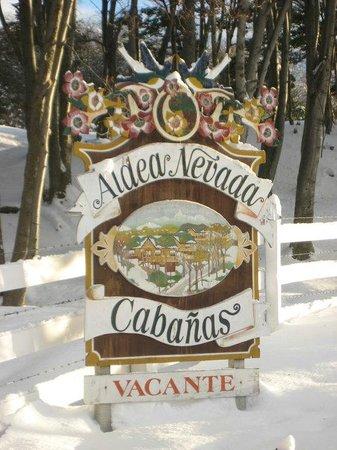 Aldea Nevada - Cabanas: Aldea Nevada
