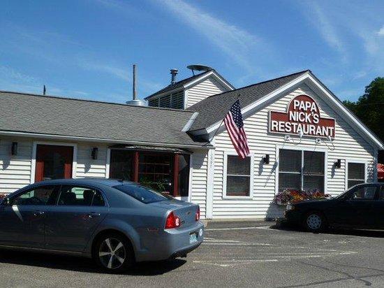 Papa Nick's Family Restaurant:                   Papa Nick's