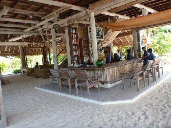 Nikoi Island:                   Bar