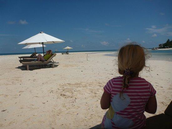 Nikoi Island:                   Nikoi Beach