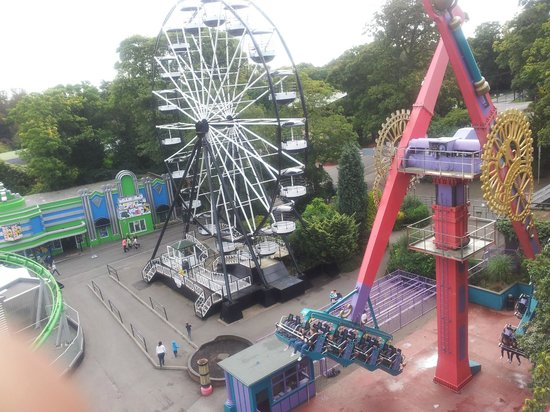 Drayton Manor Park: ferris wheel