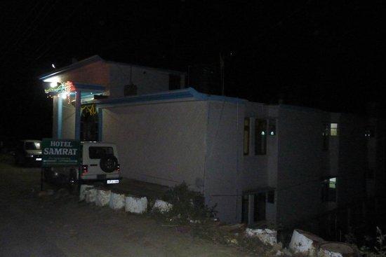 Barkot, Inde :                                     Hotel Samrat