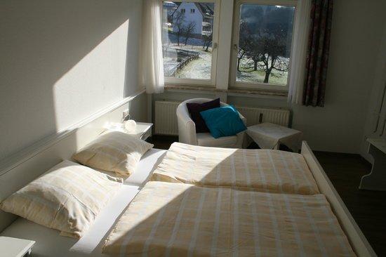 Hotel Buckmann: Doppelzimmer Standard