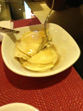 Tryp by Wyndham Panama Centro: pancakes buenisimos!