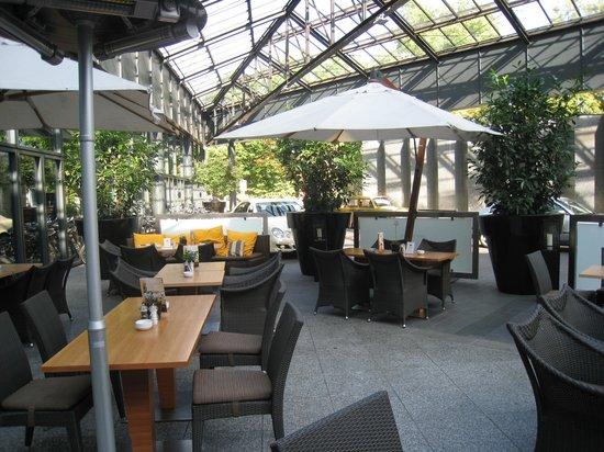 Sheraton Berlin Grand Hotel Esplanade:                   Esplanade estate                 