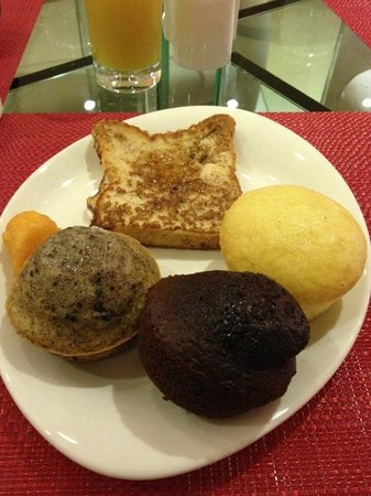 TRYP Panama Centro: desayuno
