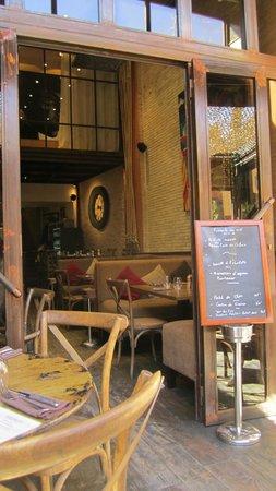 Restaurant Le LOFT :                   Interior picture