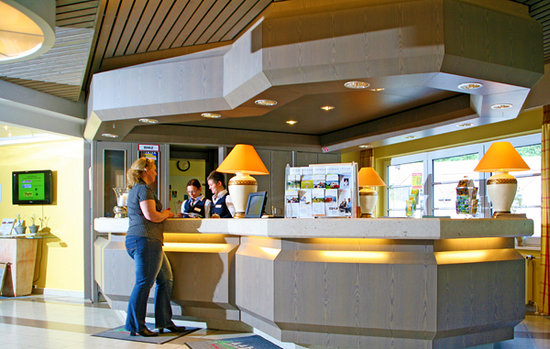 Relexa Hotel Harz-Wald: Rezeption relexa hotel Braunlage