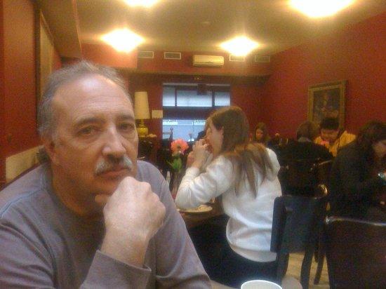Residence Bologna: comedor del hotel