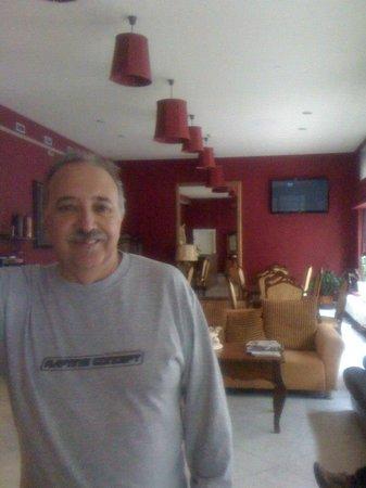 ريزيدنس بولونيا: comedor del hotel