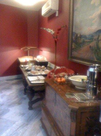 Residence Bologna: Comedor