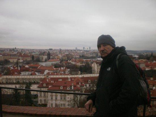 Residence Bologna: Praga desde el castillo