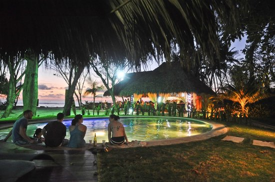 Playa Cielo: Enjoy the pool