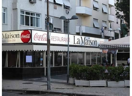 La maison picture of restaurante la maison rio de for A la maison restaurant