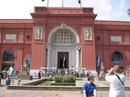 Ain Sukhna, Égypte: Egyptian Museum