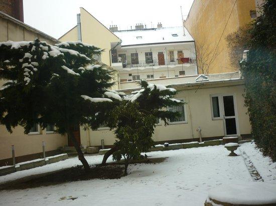 Bily Lev:                   Вид из номера
