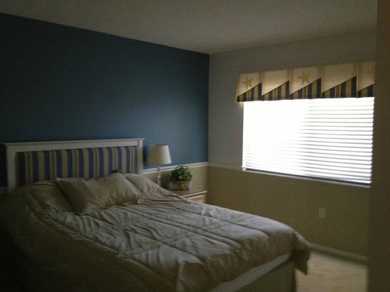 Canaveral Towers Condominiums:                   bedroom 2