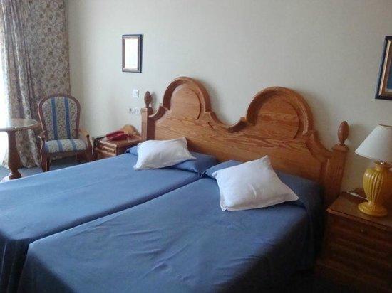 Hotel Riu Arecas: Bedroom