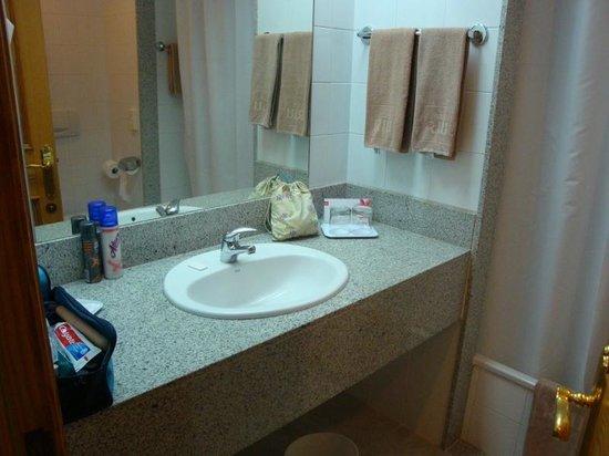 Hotel Riu Arecas: Bathroom